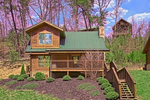 Best 2 Bedroom Pigeon Forge Cabin Arrowhead Resort L*V*Rs With Pictures