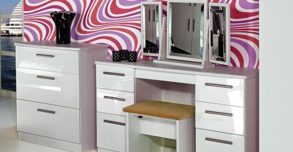 Best Ready Assembled White Bedroom Furniture Fully Assembled With Pictures