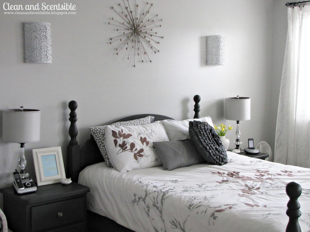Best Master Bedroom Makeover Clean And Scentsible With Pictures