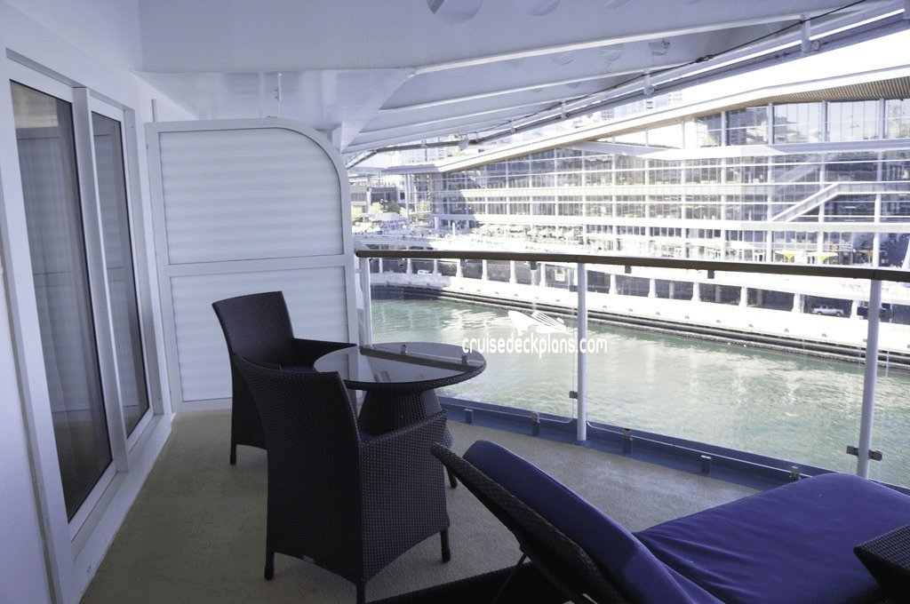 Best Radiance Of The Seas Grand Suite 1 Bedroom Category With Pictures