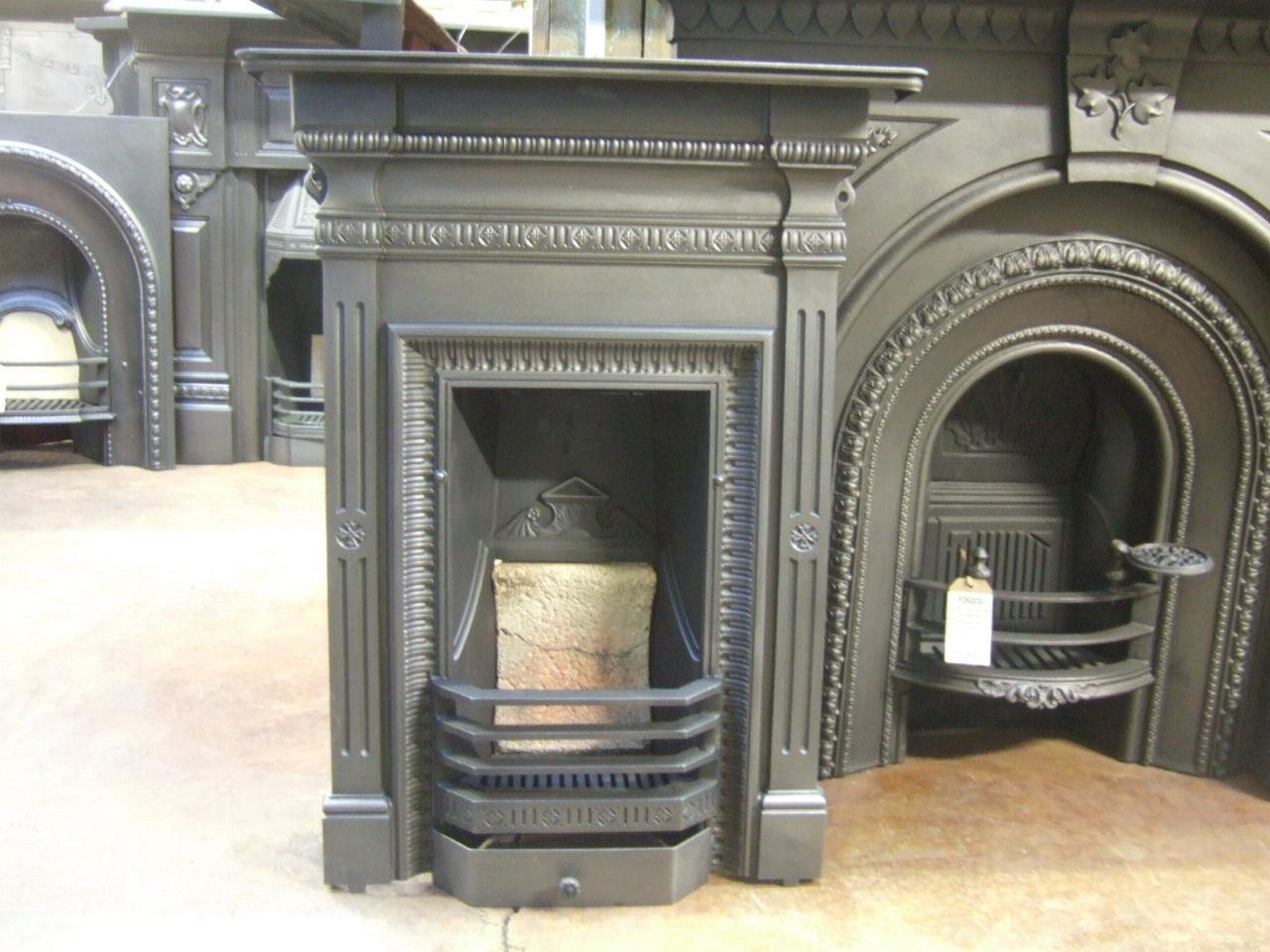 Best Victorian Bedroom Fireplace 172B Old Fireplaces With Pictures