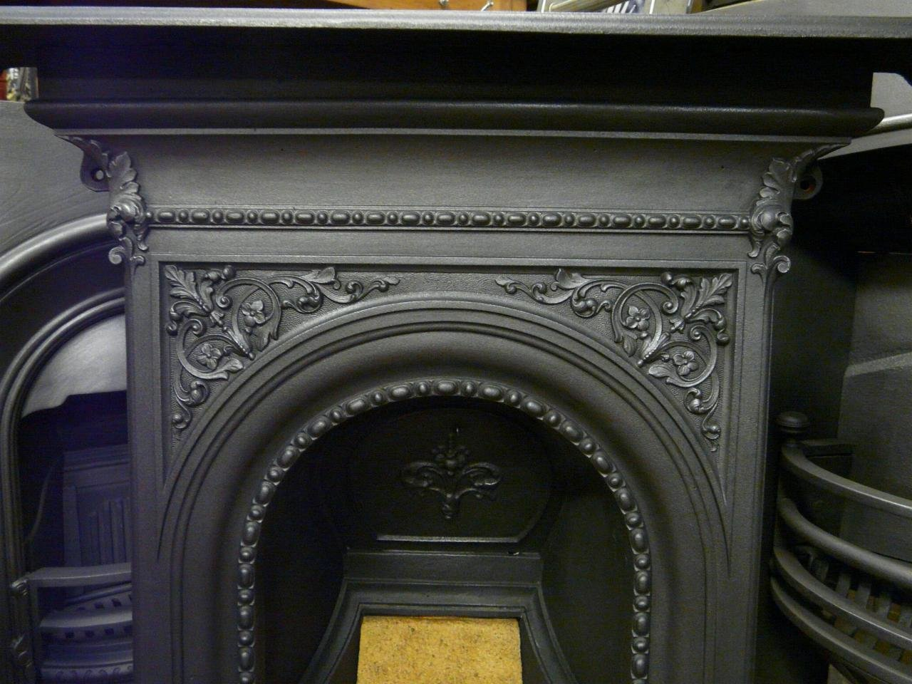 Best Victorian Bedroom Fireplace 038B Old Fireplaces With Pictures