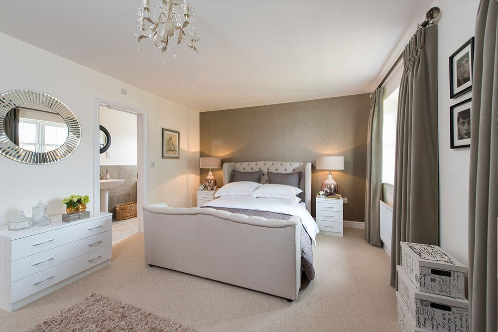 Best New Show Home Showcases Work Of Renowned Interior Stylist With Pictures