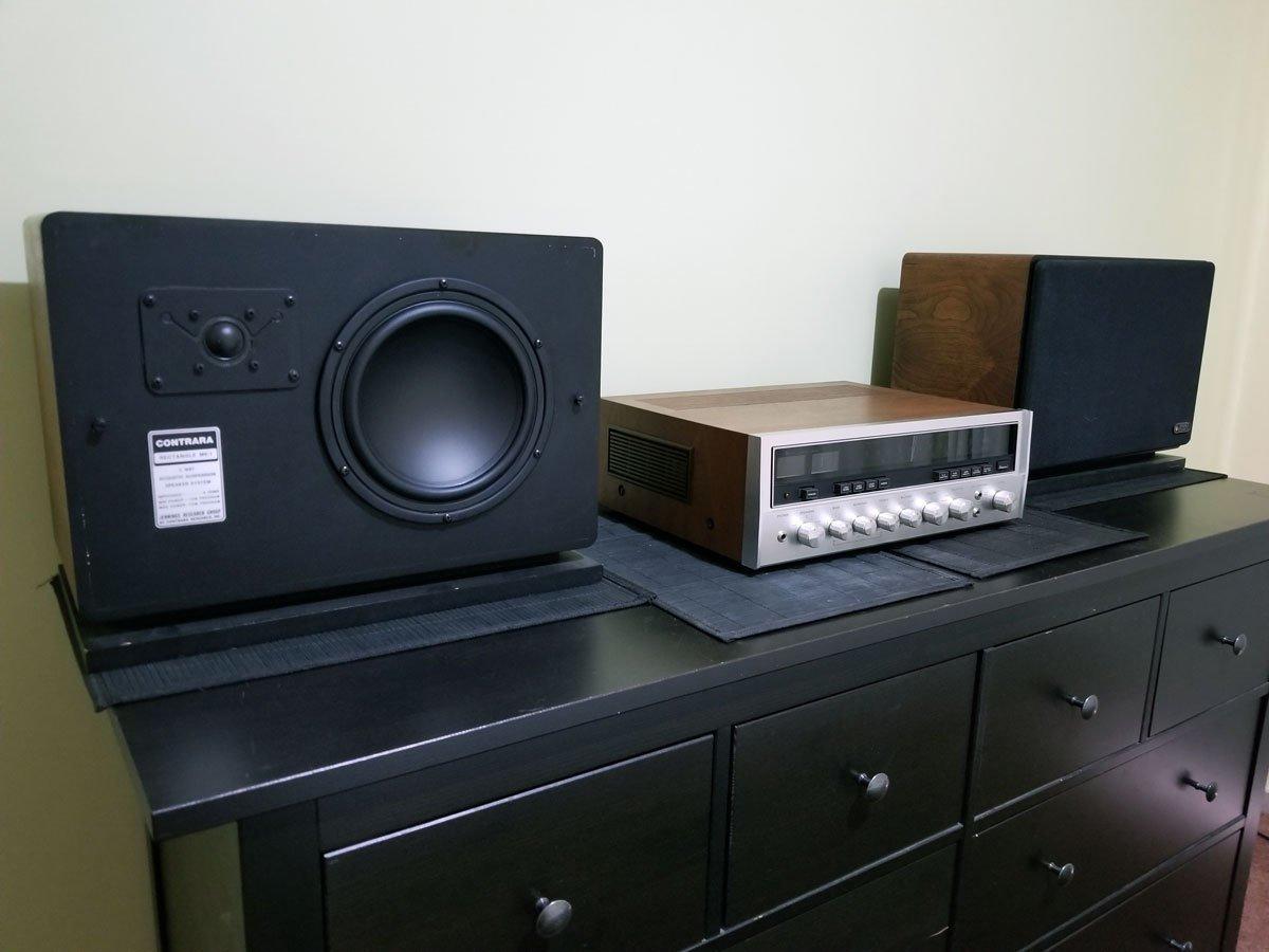 Best Guest Bedroom Stereo System Showcase Your System Build With Pictures
