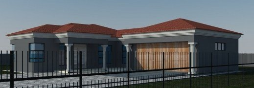 Best Marvelous 3 Bedroom Tuscan House Plans In South Africa With Pictures