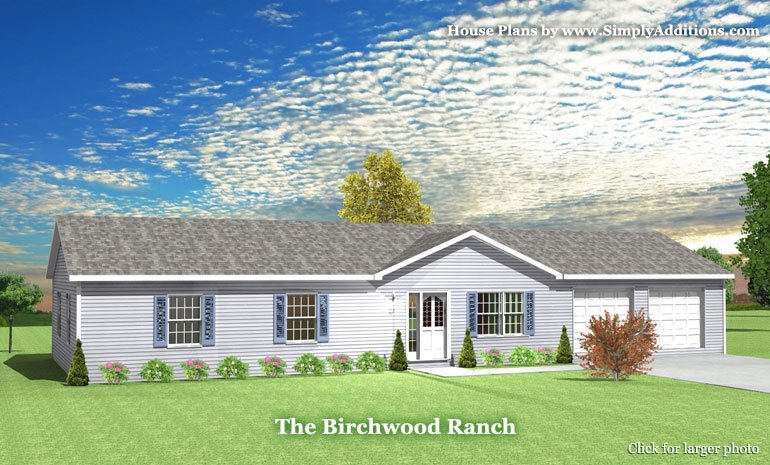Best Birchwood Modular Ranch House Plans With Pictures