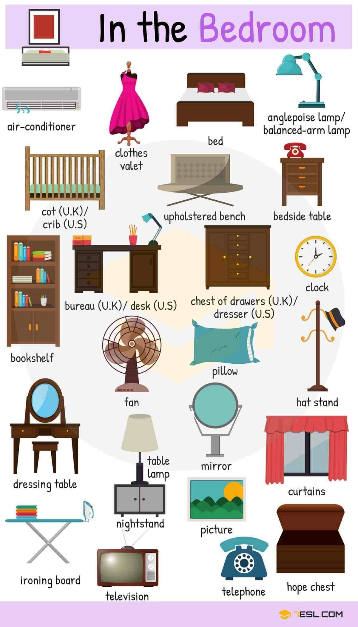 Best Bedroom Furniture Things In The Bedroom With Pictures 7 With Pictures