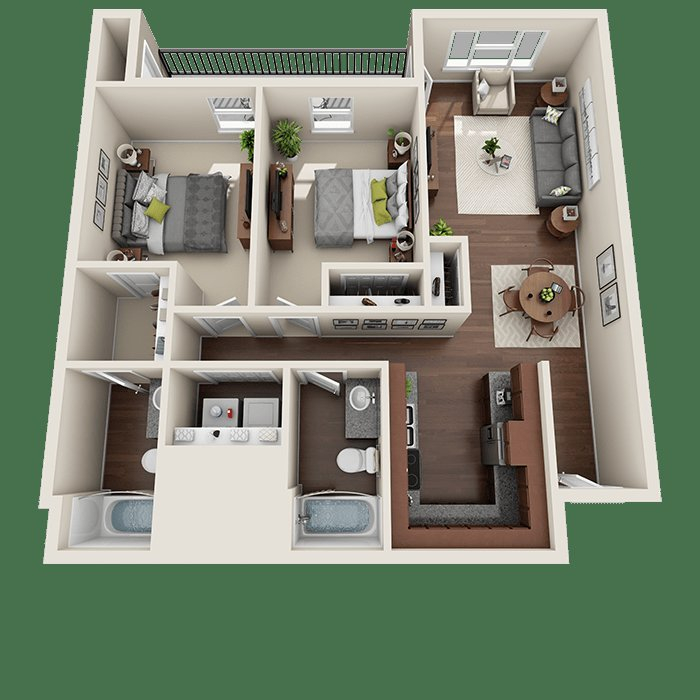 Best Luxury 1 2 Bedroom Apartments In Salt Lake City Ut With Pictures