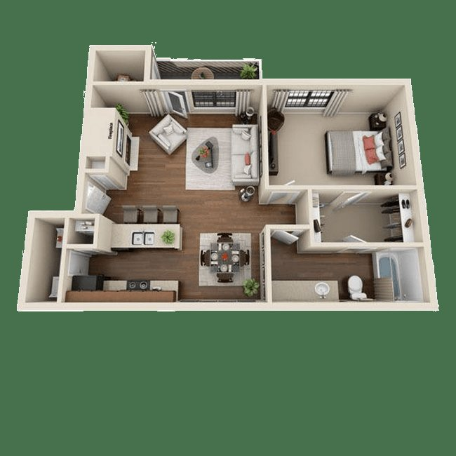 Best 1 2 Bedroom Apartments For Rent Near Fort Carson In With Pictures