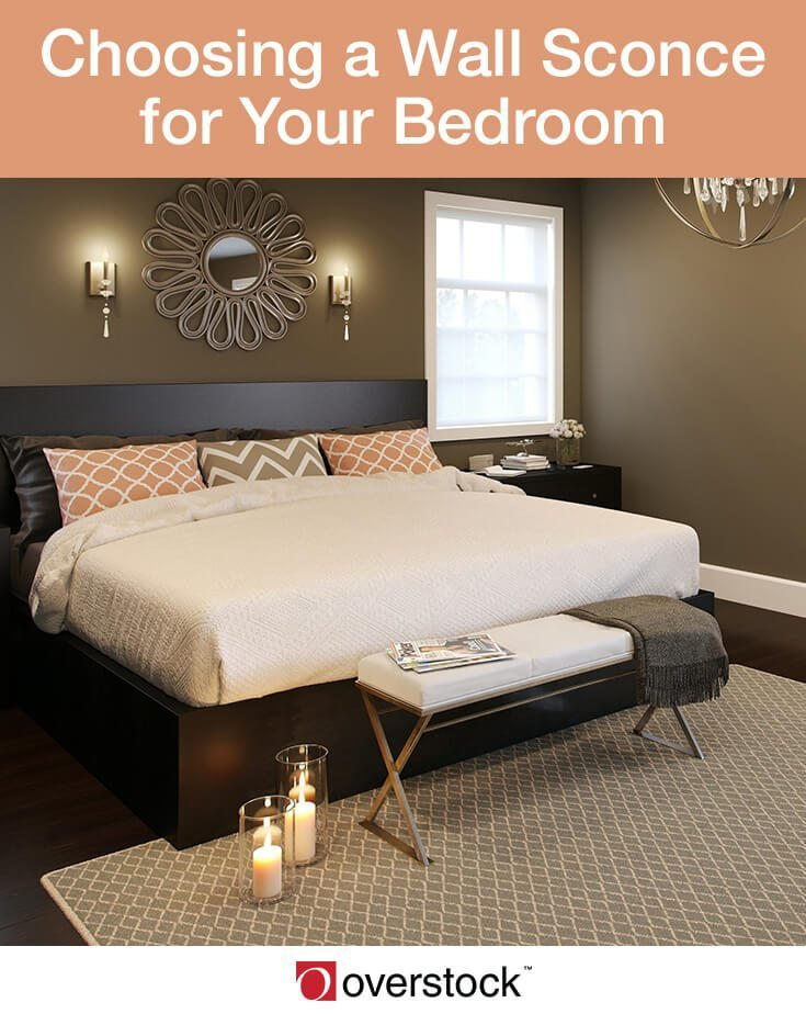Best 4 Best Wall Sconce Styles For Your Bedroom Overstock Com With Pictures