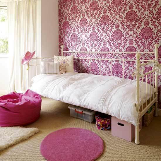 Best Girls Bedroom Wallpaper Review With Pictures