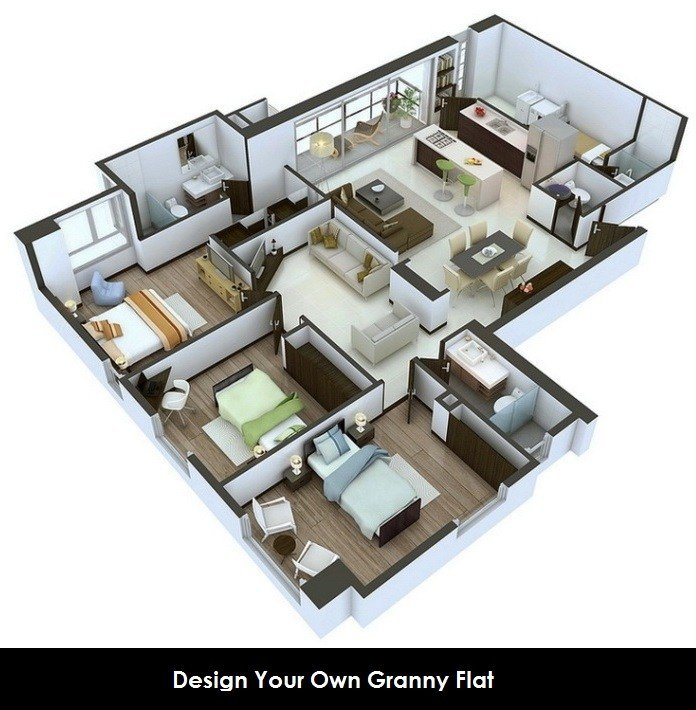 Best Design Your Own Home 3D Online Free Grannyflatsolutions With Pictures