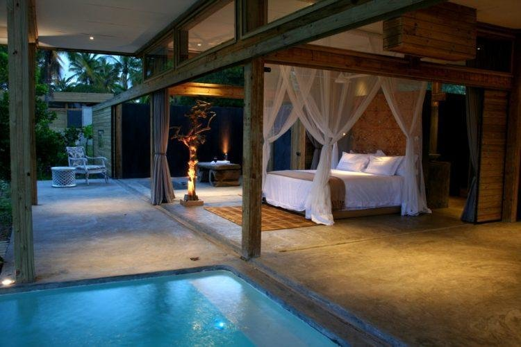 Best 20 Awesome Bedroom With Pool Designs With Pictures