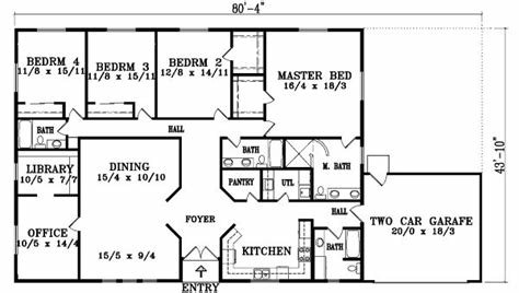 Best 16 Simple 5 Bedroom Ranch Style House Plans Ideas Photo With Pictures