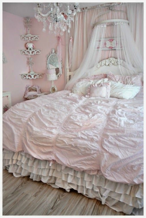 Best 40 Shabby Chic Bedroom Ideas That Every Girl Will Love 2018 With Pictures