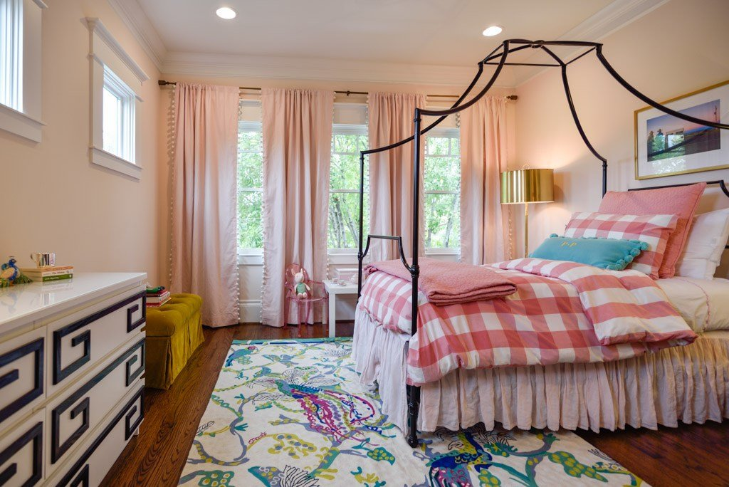Best Featured A Little Girl S Whimsical Bedroom In The Houston With Pictures
