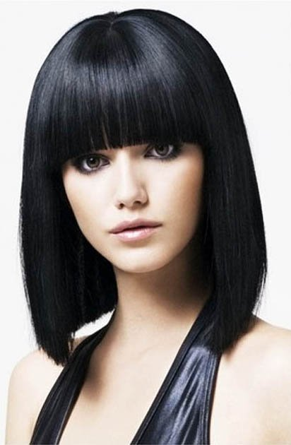 Free 9 Different Types Of Bangs To Try With Your Next Hairstyle Wallpaper