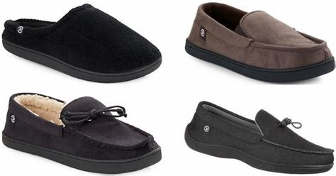 Best Lord Taylor Isotoner Men's Slippers Starting At Only With Pictures