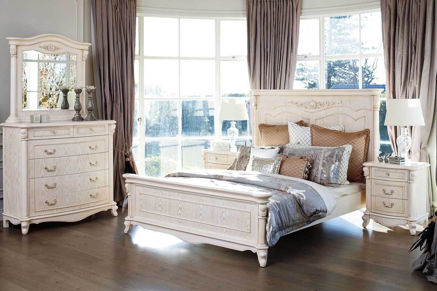 Best Chateau Bedroom Suite By Sorensen Furniture Harvey Norman New Zealand With Pictures