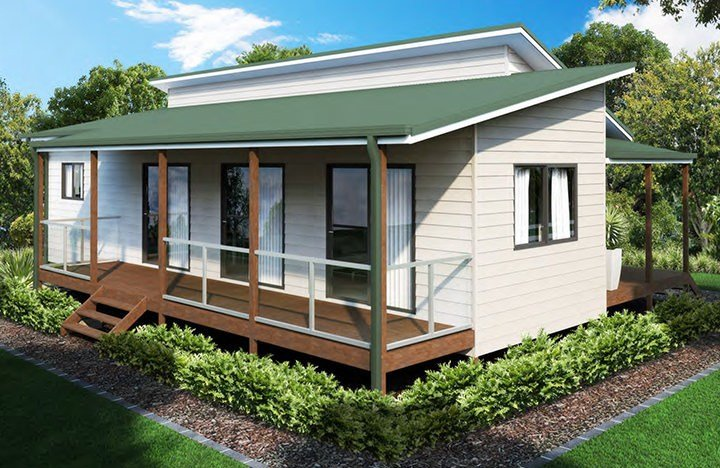 Best Flat Pack Granny Flats Ibuild Kit Homes With Pictures