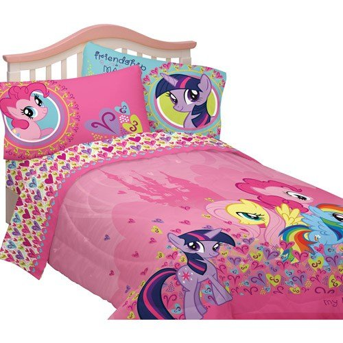 Best My Little Pony Twin Full Comforter Walmart Com With Pictures