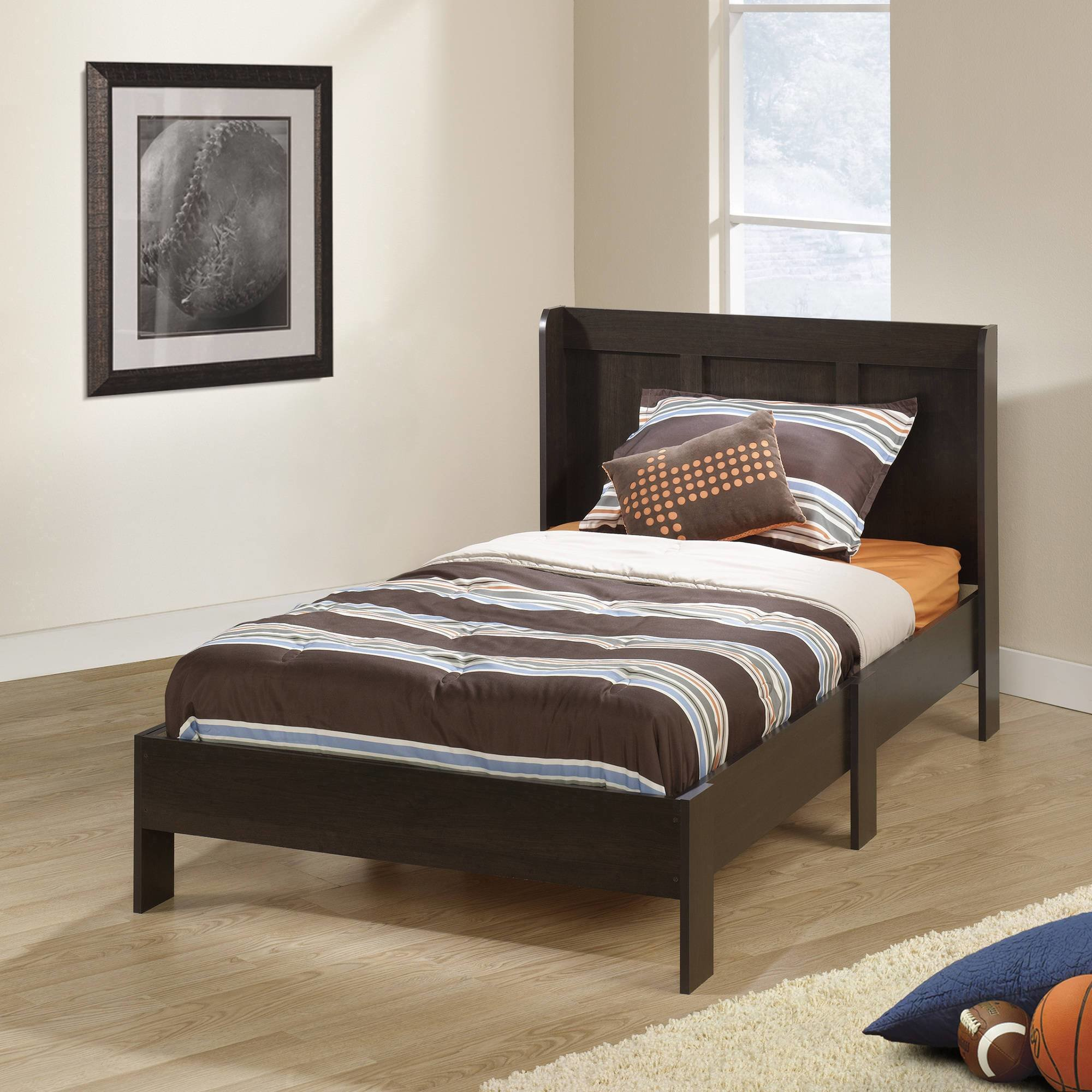 Best Twin Bedroom Furniture Sets Walmart Com With Pictures