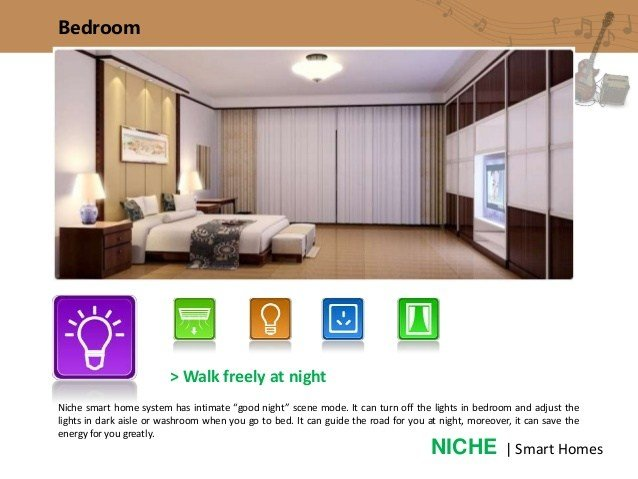 Best Bedroom Automation Online Information With Pictures