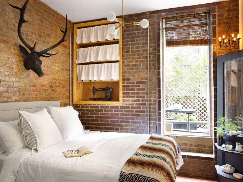 Best 23 Brick Wall Designs Decor Ideas For Bedroom Design With Pictures