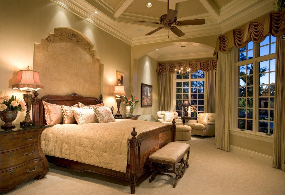 Best 21 Master Bedroom Interior Designs Decorating Ideas With Pictures