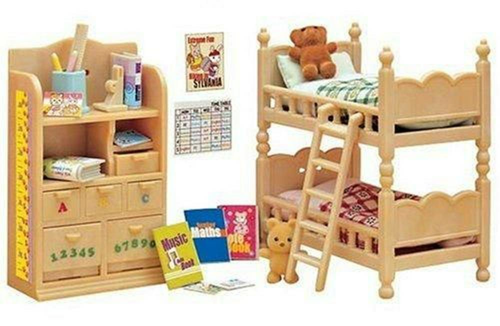 Best Sylvanian Families Children S Bedroom Set Buy Online At With Pictures