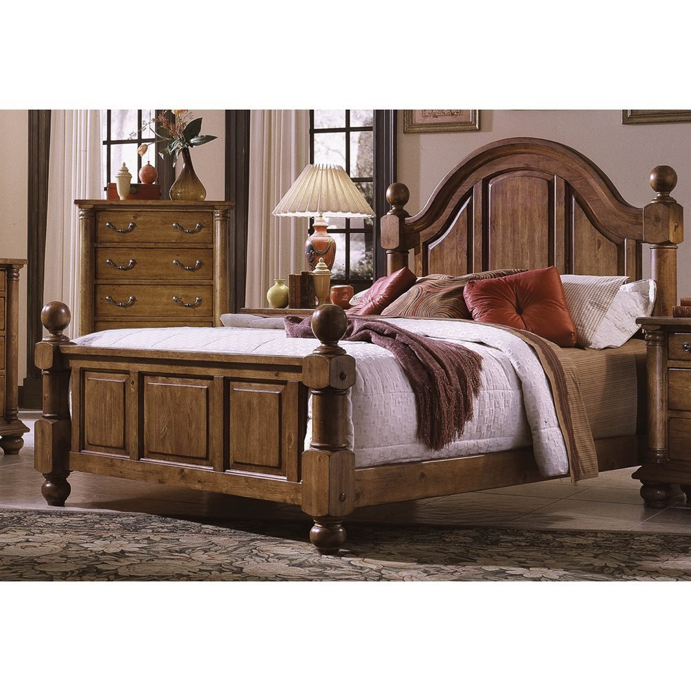 Best Progressive Furniture 1253 Thunder Bay Low Poster Bed Atg Stores With Pictures