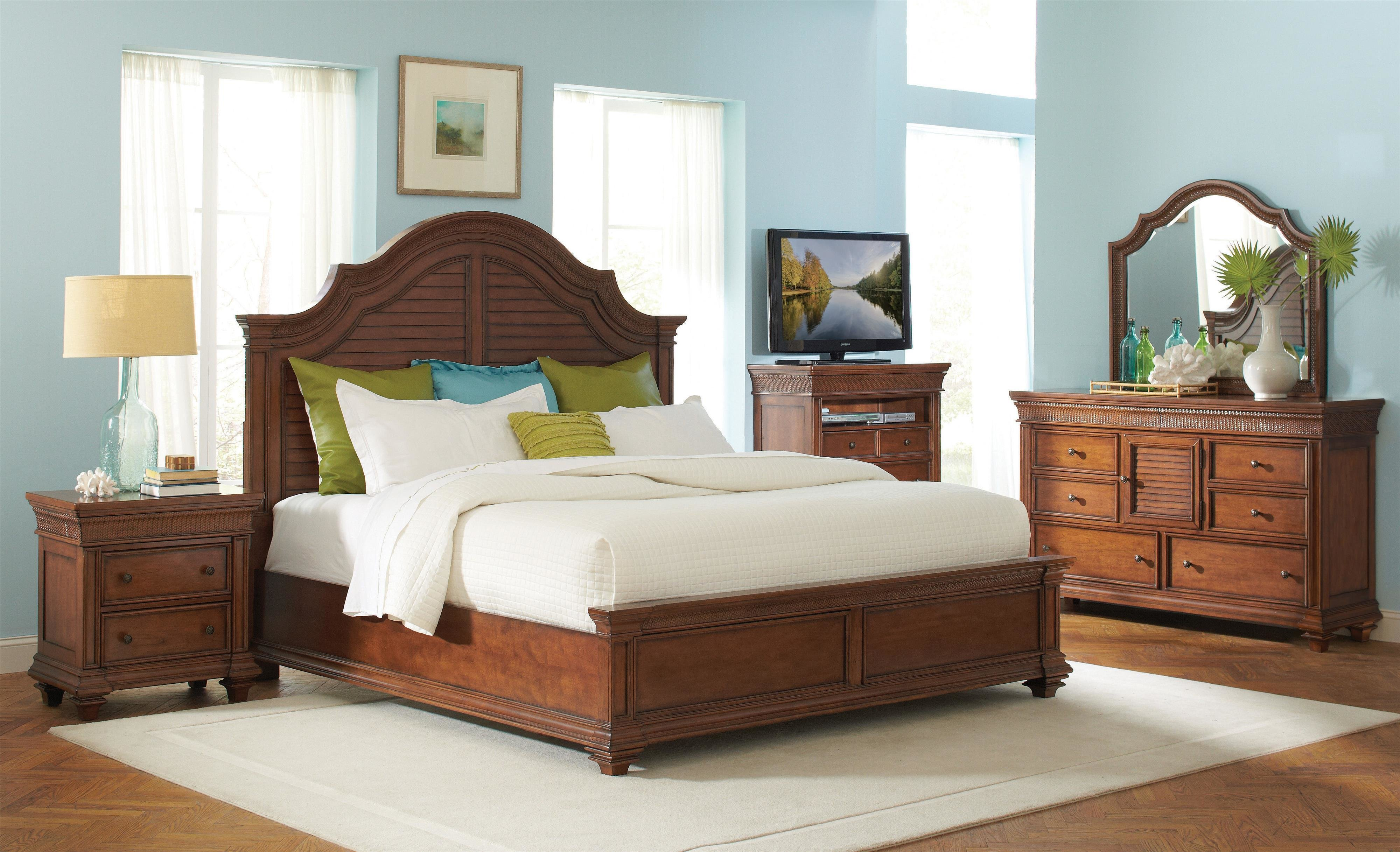 Best Riverside Furniture Windward Bay King Bedroom Group With Pictures