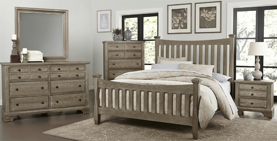 Best Bedroom Furniture Wayside Furniture Akron Cleveland With Pictures