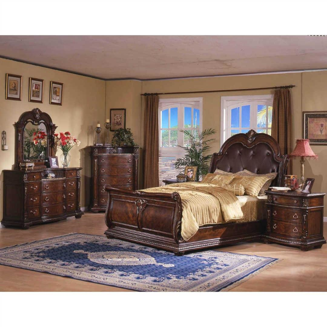 Best Davis Direct Coventry Grp 5146 Kingsuite King Sleigh Bed With Pictures