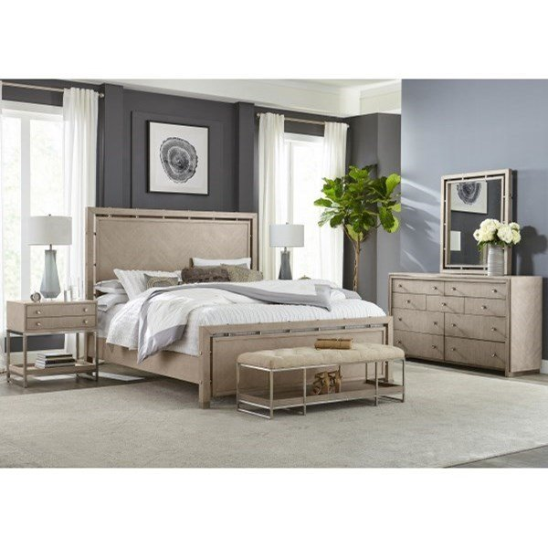 Best Pulaski Furniture Sutton Place Queen Bedroom Group Reeds With Pictures