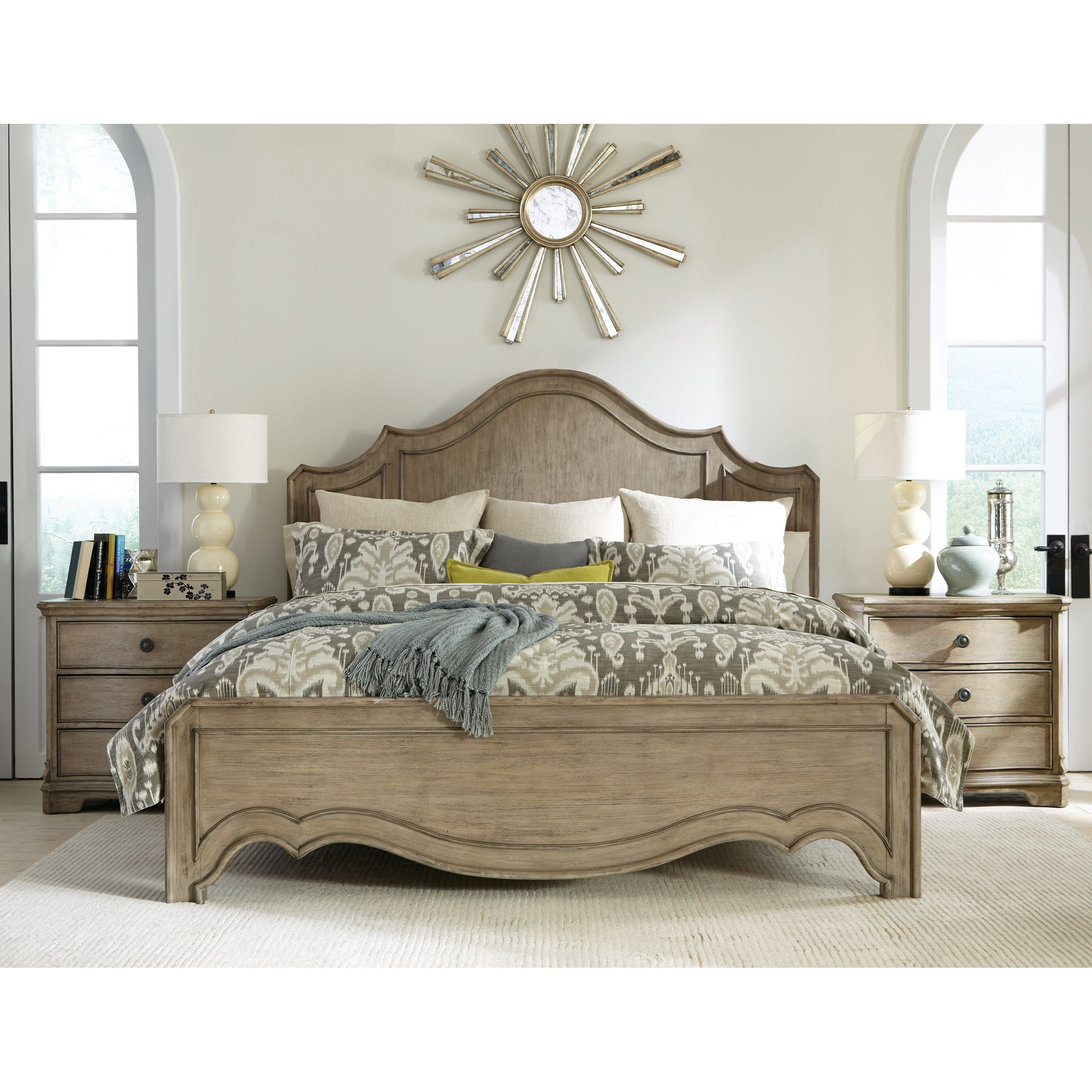 Best Riverside Furniture Corinne Queen Bedroom Group 2 Hudson With Pictures