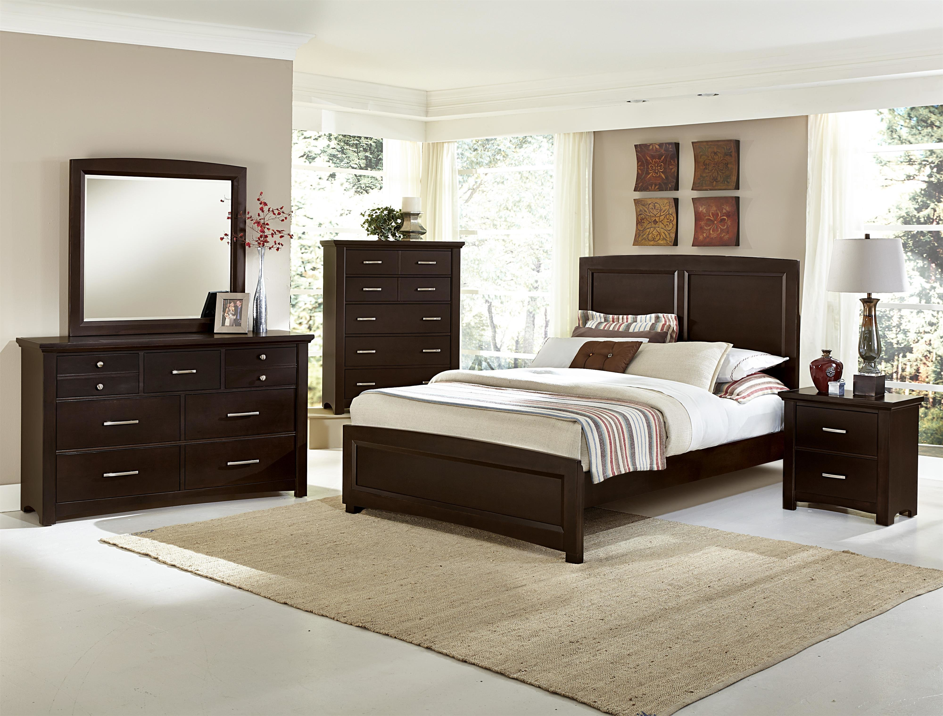 Best Vaughan Bassett Transitions King Bedroom Group Belfort With Pictures
