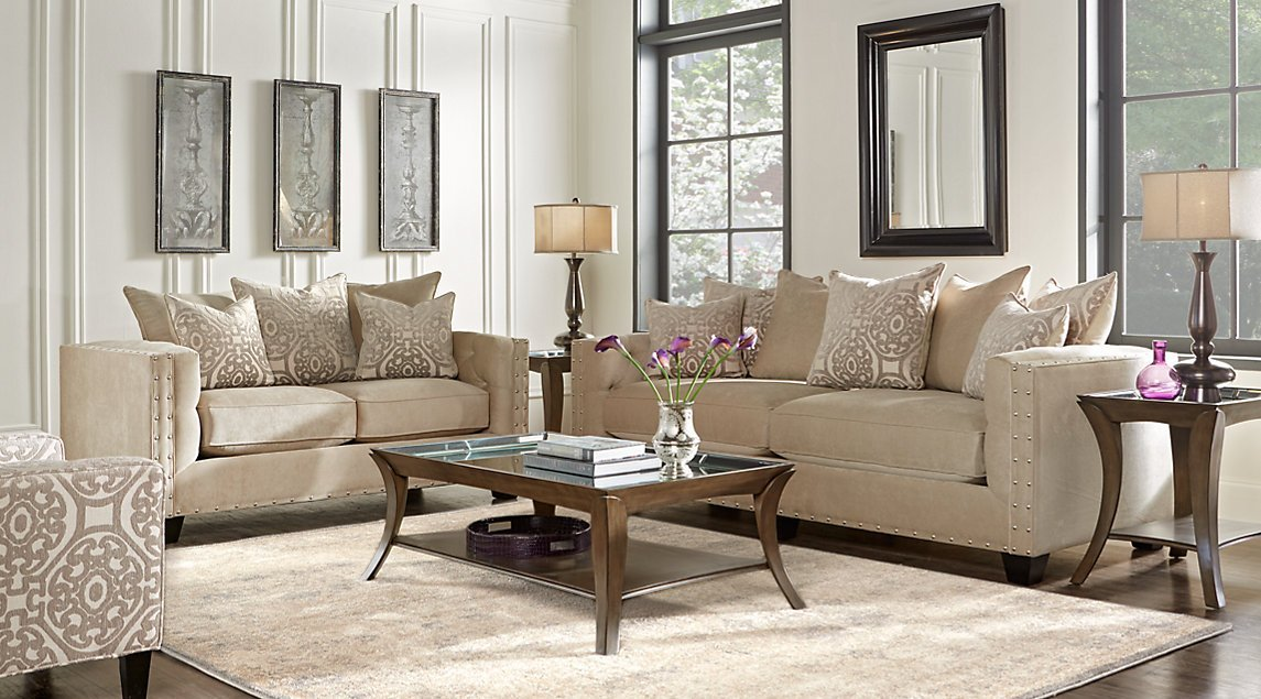 Best Beige Black White Living Room Furniture Decorating Ideas With Pictures
