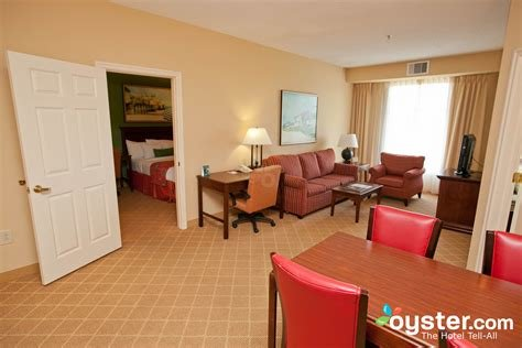 Best The Two Bedroom Suite At The Residence Inn Charleston Downtown Riverview Oyster Com With Pictures