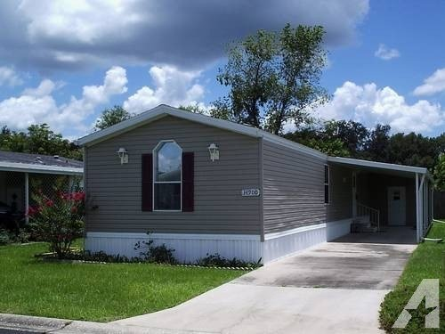 Best 2 Bedroom 2 Bath Mobile Home With Land In South Hill Zephyrhills Fl For Sale In Zephyrhills With Pictures