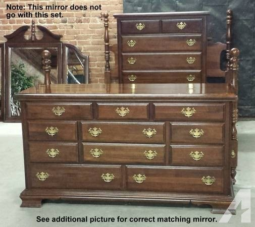 Best Sumter Queen Full Bedroom Set For Sale In Worcester With Pictures
