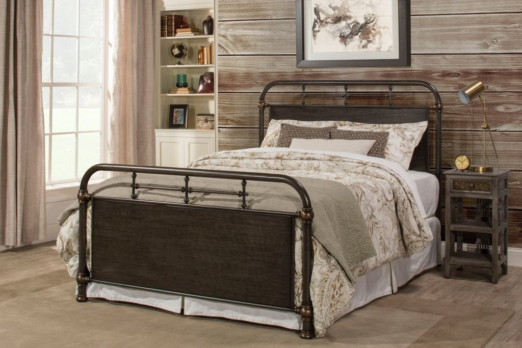 Best Hillsdale Furniture Bedroom Logan Bed Set Queen Bed With Pictures