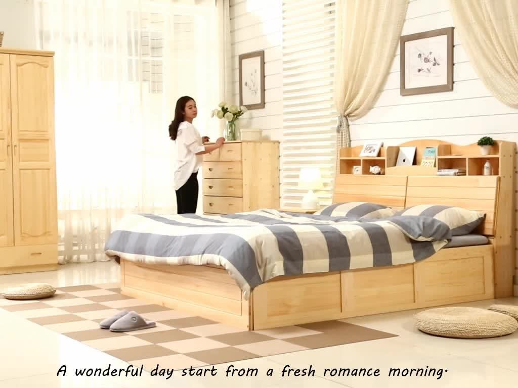 Best *D*Lt Bedroom Furniture Solid Wood Platform Hidden Storage With Pictures