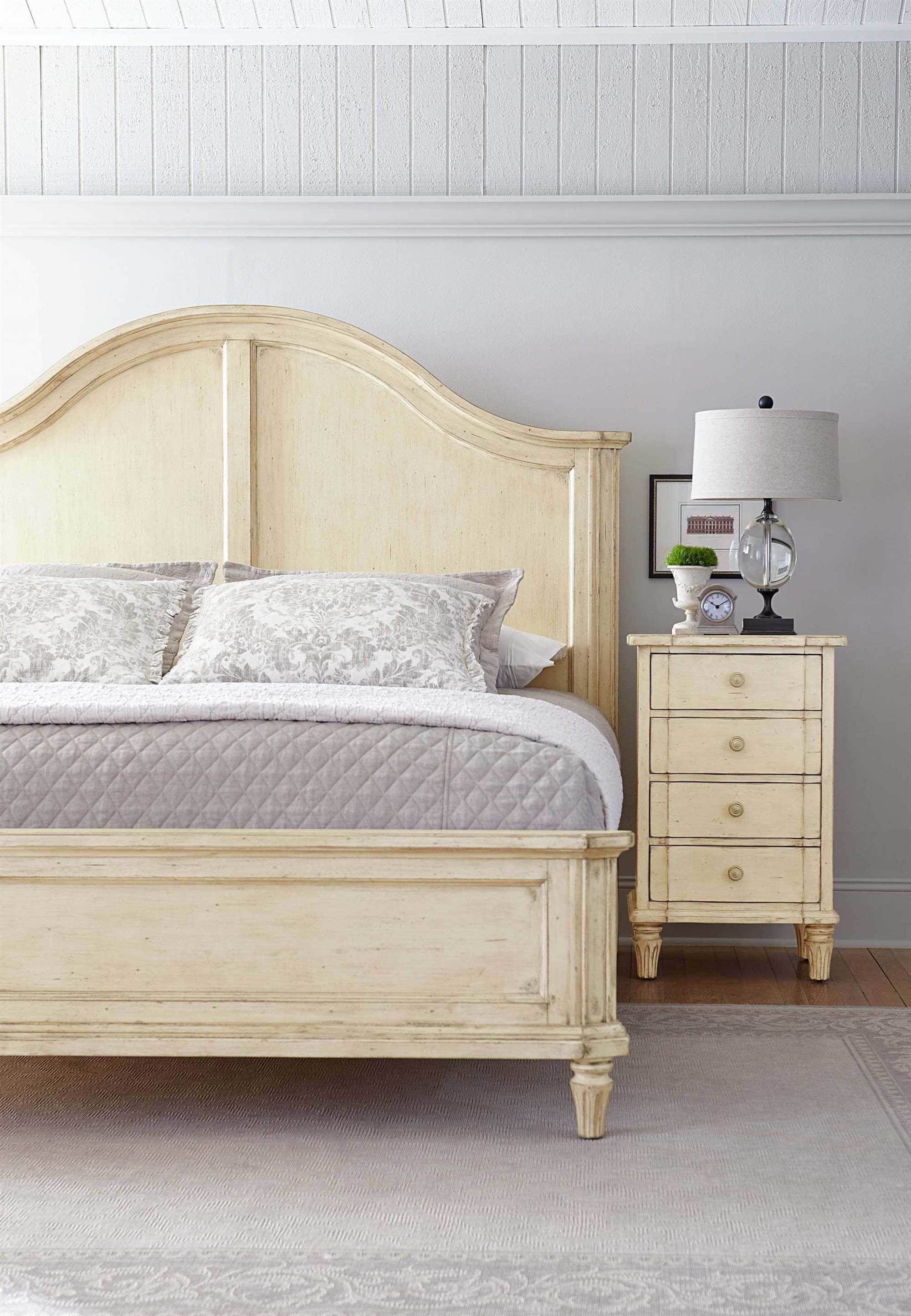 Best Stanley Furniture European Cottage Casual Panel Bed With Pictures