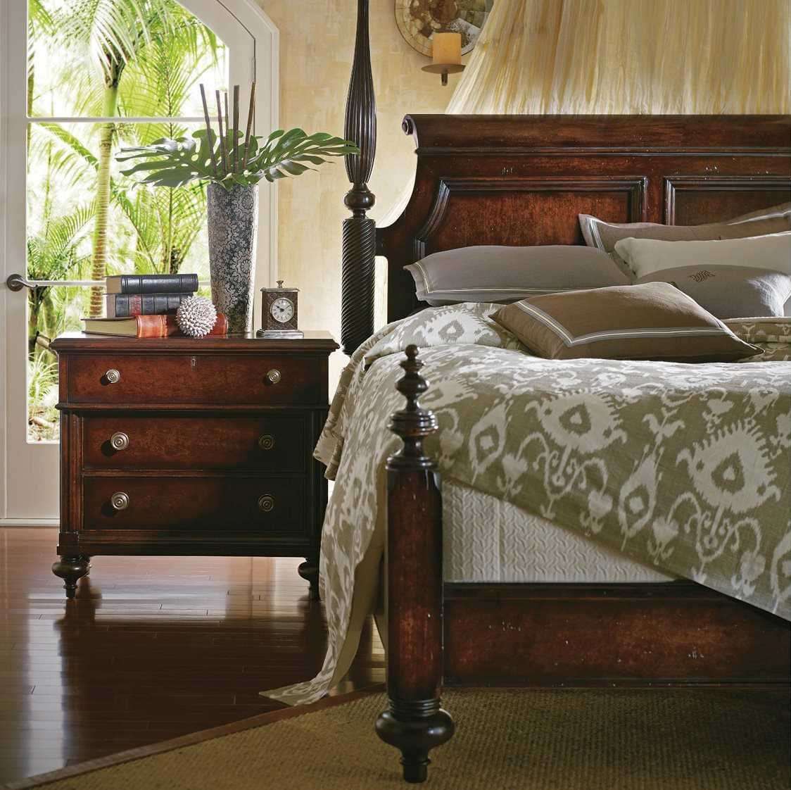 Best Stanley Furniture British Colonial Bedroom Set Sl0206342Set With Pictures