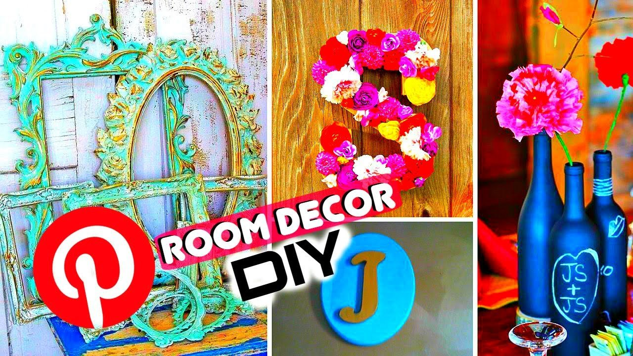 Best Diy Room Decor For Cheap Pinterest Tumblr Inspired With Pictures