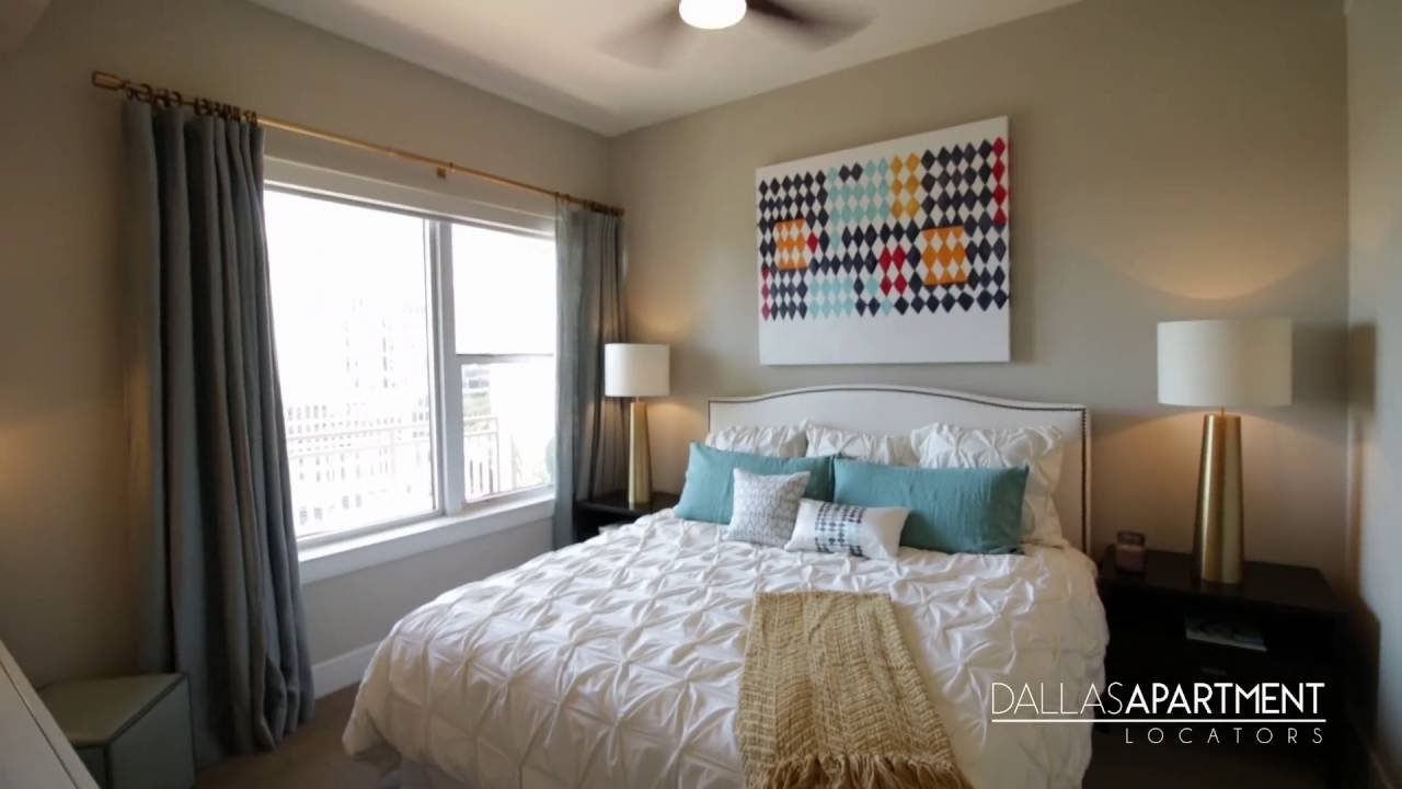 Best The Jordan Uptown Bedroom View Uptown Dallas Apartment With Pictures