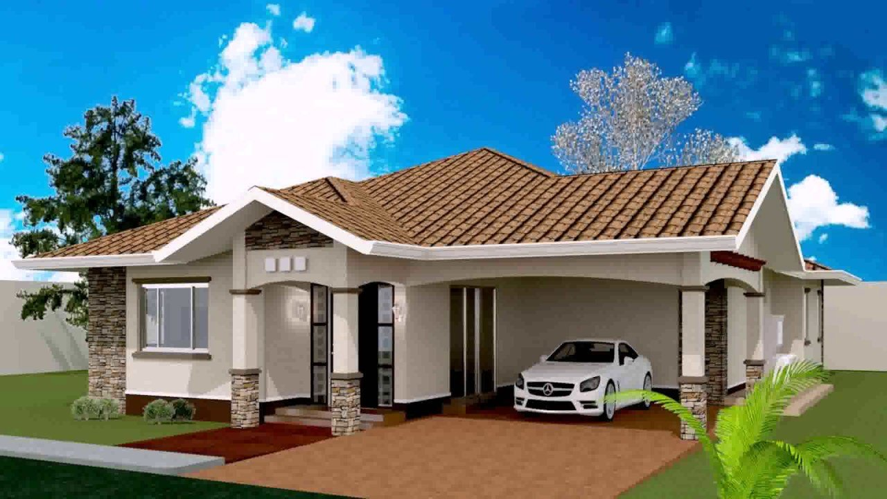 Best 3 Bedroom Bungalow House Plan Philippines Youtube With Pictures