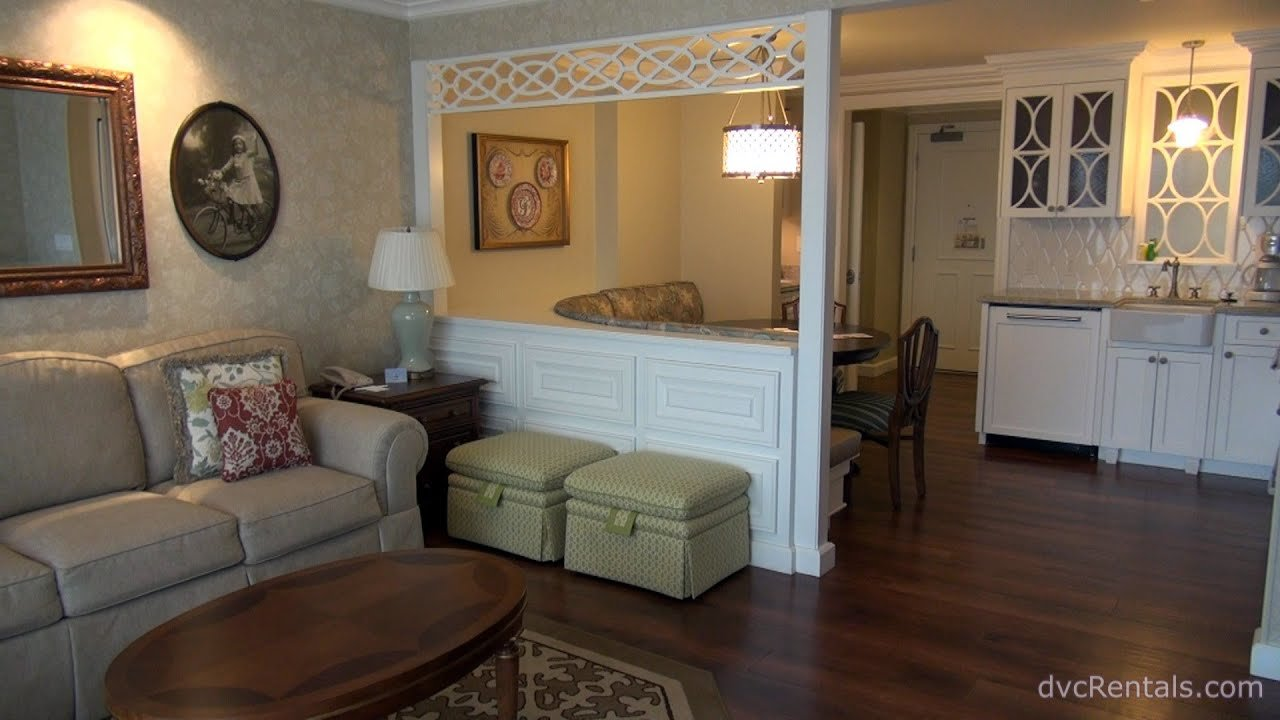 Best Villas At Disney S Grand Floridian Resort Spa Room With Pictures