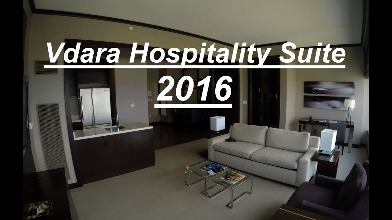 Best Vdara One Bedroom P*Nth**S* Fountain View Suite Room With Pictures